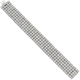5-Row Asscher-Cut Diamond Bracelet (~60 ct tw)