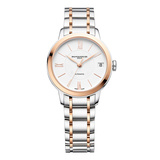 ​Ladies' Classima 31mm Steel & Rose Gold (10269)