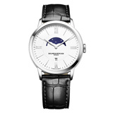 ​Classima Moon Phase 40mm Steel (10219)