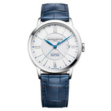 ​​Classima Dual Time 40mm Steel (10272)