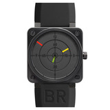 "BR 01-92 ""Radar"" Automatic Steel Carbon"