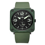 "​BR S ""Military"" Green Ceramic"