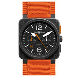 BR 03-94 Carbon Orange Steel