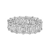 ​Emerald-Cut Diamond Eternity Band (12.13 ct tw)