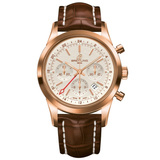 ​Transocean Chronograph GMT Rose Gold (RB045112/G773)