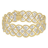 "18k Yellow & White Gold ​""Etoilee"" Bracelet"