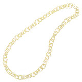 """Hawaii"" 18k Gold Long Necklace"