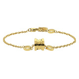 "​18k Yellow Gold ""B.Zero1"" Bracelet"