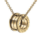 "18k Yellow Gold ""B.Zero1"" Pendant"