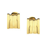 "18k Yellow Gold ""B.Zero1"" Earrings"