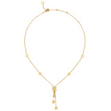 "18k Gold & Diamond ""B.Zero1"" Pendant Necklace"