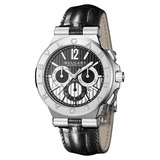 Diagono Chronograph Calibro 303 Steel (DG42BSLDCH)