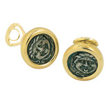 Monete Antique Coin Earrings