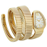 ​Serpenti Yellow Gold & Diamonds (101923)