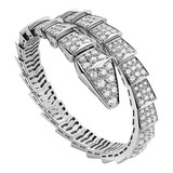 Serpenti Pavé Diamond Bracelet