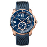 ​Calibre Diver Blue Rose Gold (WGCA0010)