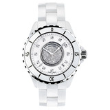 J12 Small Quartz White Ceramic (H2123)