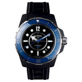 J12 &quot;Marine&quot; Extra Large Automatic Blue Ceramic (H2559)