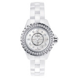 J12 Extra Small Quartz White Ceramic (H2572)