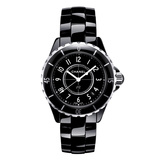 J12 33mm Black Ceramic (H0682)
