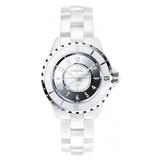"J12 33mm ""Mirror"" White Ceramic (H4861)"