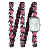 Premiére Rock Steel & Pink Leather (H4557)