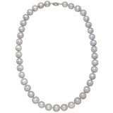 Graduated ​Cultured Tahitian Pearl Necklace