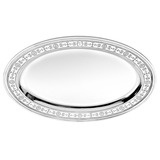 Large Sterling Silver Oval Tray