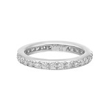 Round Brilliant Diamond Eternity Band (~0.5 ct tw)