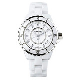 J12 Small Quartz White Ceramic (H1628)