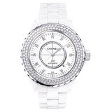 J12 Extra Large Automatic White Ceramic (H2013)