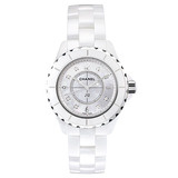 J12 Small Quartz White Ceramic (H2422)