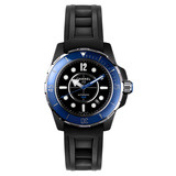 J12 Marine Large Automatic Black Ceramic (H2561)