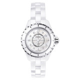 J12 Extra Small Quartz White Ceramic (H2570)