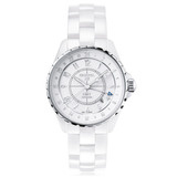 J12 GMT Automatic White Ceramic (H3103)