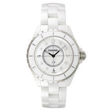 J12 38mm White Ceramic (H3214)