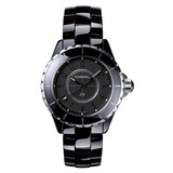 "J12 33mm ""Intense Black"" Ceramic (H3828)"