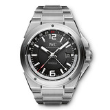 ​Ingenieur Dual Time Steel (IW324402)