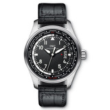 Pilot's Watch Worldtimer Steel (IW326201)