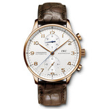Portuguese Chronograph Automatic Rose Gold (IW371480)