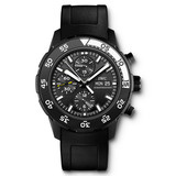 "Aquatimer Chronograph ""Galapagos Islands"" Steel (IW376705)"