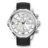 ​Aquatimer Chronograph Steel (IW376801)