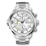 ​Aquatimer Chronograph Steel (IW376802)