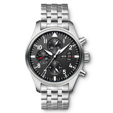 Pilot's Watch Chronograph Automatic Steel (IW377704)