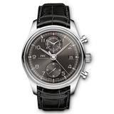 Portuguese Chronograph Classic Steel (IW390404)