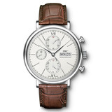 Portofino Chronograph Automatic Steel (IW391007)