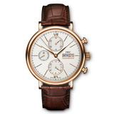 ​​Portofino Chronograph Rose Gold (IW391020)