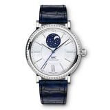 ​Portofino Moon Phase 37 Steel (IW459001)