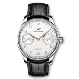Portugieser Automatic Steel (IW500704)