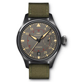 "Big Pilot's Watch ""TOP GUN Miramar"" Ceramic (IW501902)"